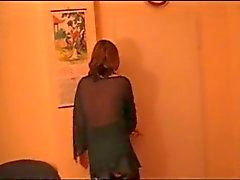 German bbw redhead gets fucked by her neighbour
