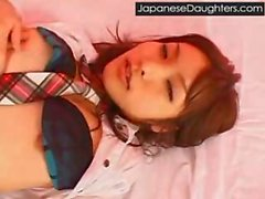Rough Japanese teen Anal Abuse