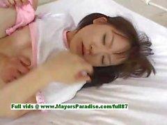 Shoko Yokoyama tasty asian girl enjoys a hard fucking in lots of positions