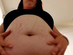 Blown Up Belly Bloat