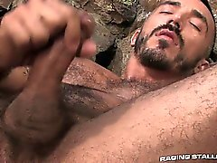 Bonus Solo Scene With Hot Stud Alessio Romero