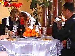 Russische Hochzeit Porno