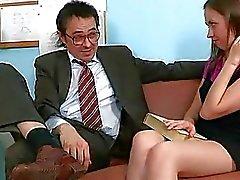 Mindblowing soffa borrning