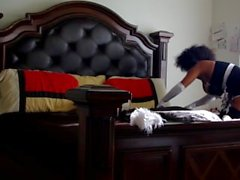 Latina maid - the_gaiamonroe_show