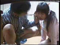 Japanese Schoolgirl Oral Sex Tutorial