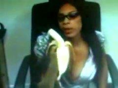 banana blowjobs