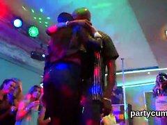Wacky Teenies bekommen völlig verrückt und nackt bei Hardcore-Party