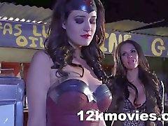 WonderWoman Sex Parody XXX