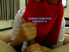 Hijab Hyper A004