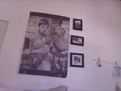 super skinny young couple on webcam home made