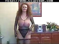 webcam wit rondborstige
