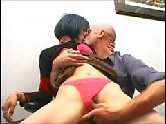 Crazy Deepthroat - Asian American Punk Chick