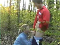 Sex in woodlands