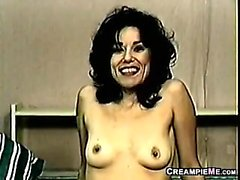Hairy Pussy Getting Creampied Classic
