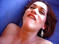 Horny shemale owns a guys hot ass