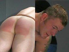 RexReform School Kayışı spanking