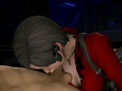 Resident Evil Bitch Ada Wong SFM Compilation 3