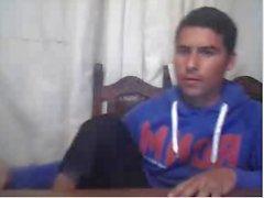 Heterosexuales pies en la webcam - pies latinos