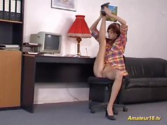 real flexi girlfriend contortion