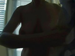 shower spy cam on busty hard nippled mature - compilation