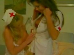 Horny Lesbian Nurses At A Hospital