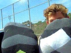 Xander Beckett - My Feet Are Hotter