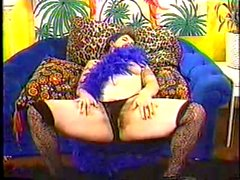 FAT FANNIES #07 (scene 2) (Chubby BBW Masturbating)
