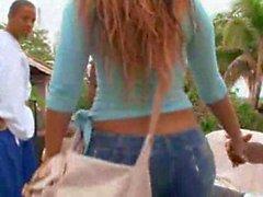 Luana Has The Biggest Brazilian Ass...Fuckable too