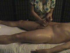 Sultry Latina Babe Anita Give Amateur Handjob