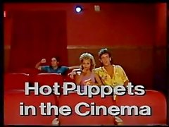 hot puppets in the cinema - classic scene!!!!