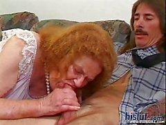 These grandmas are horny