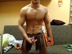 Dick in costume
