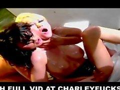 Madison Scott und Charley Chase