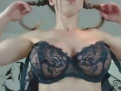 Femdom Jerk Off Instruction with Sex Toys and Humiliation