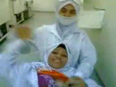 Funny Hijab Nurses