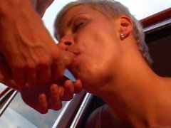 Hot milf and her younger lover 478