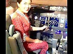 Lo scandalo privati trapelare - dell'assistente di volo