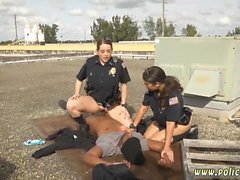 Police gangbang mexico and cop captured and tied Break-In At