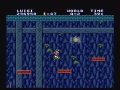 Mario God Goes Wild