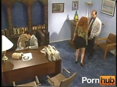 The Bosses Of Classic Office Sex