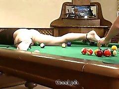 Hitting the sub balls hard