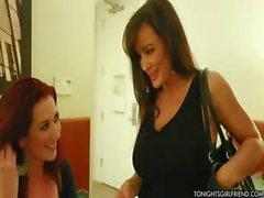 Jayden Jaymes & Lisa Ann