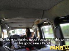 Falso Taxi alto moreno sexo longo sexo anal facial
