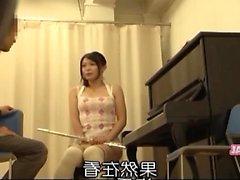 Cute Horny Japanese Girl Fucked
