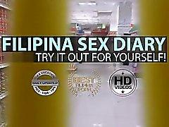 Creampie in teen Filipino 中字:外國人在菲律賓獵艷自拍嫩女篇