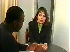 Franska anal hustru körd av BBC