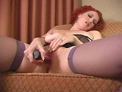 Pantyhose delight IV