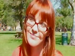 Nasty Red Head Cheats On Her Boyfriend