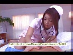 Риса Касуми невиновные китайцы сестра делает минет