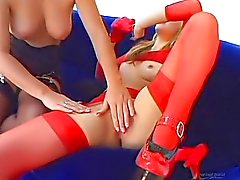Threesome with Katin, Jayna Woods